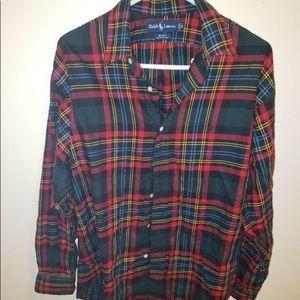 2 size Medium POLO Ralph Lauren shirts